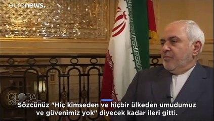 İran Dışişleri Bakanı Cevad Zarif: Nükleer anlaşmayı savunmak hukukun üstünlüğünü savunmak demek