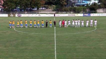 Colorno - Montecchio 3-1, highlights e interviste