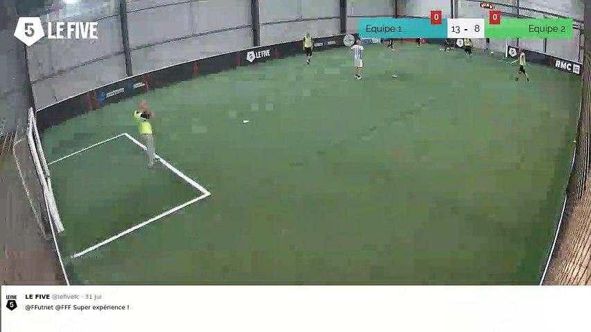 But de Equipe 1 (14-8)