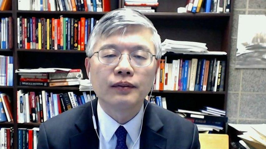 Dali Yang discusses China's economic goals for 2019