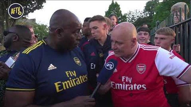 Liverpool 3-1 Arsenal  | Klopp Is A Decent Coach Unai Emery Is A Clown!! (Claude Rant)