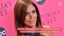 Bethenny Frankel Announces Departure From 'Real Housewives'