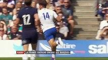 Rugby : vaincus en Écosse, les Bleus déçoivent encore