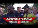 Liverpool 3-1 Arsenal | David Luiz Got Spun For Fun By Salah!! (Moh)