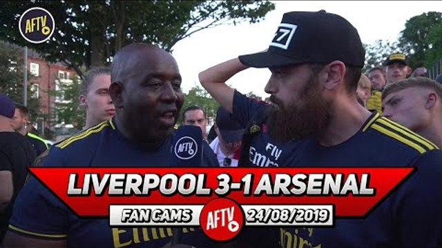 Liverpool 3-1 Arsenal  | We Need Bellerin & Tierney In The Team ASAP! (Turkish)