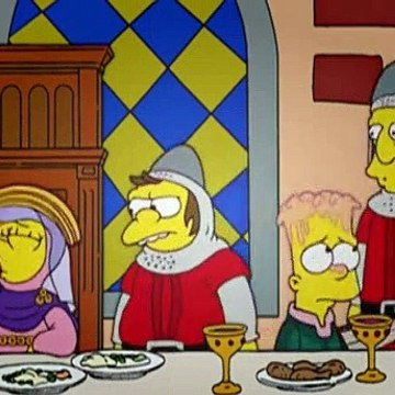 The Simpsons Season 16 Episode 21 - The Father, The Son, And The Holy Guest Star