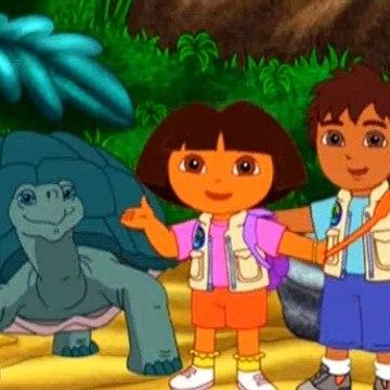 Go Diego Go Season 3 Episode 10 Save the Giant Tortoises
