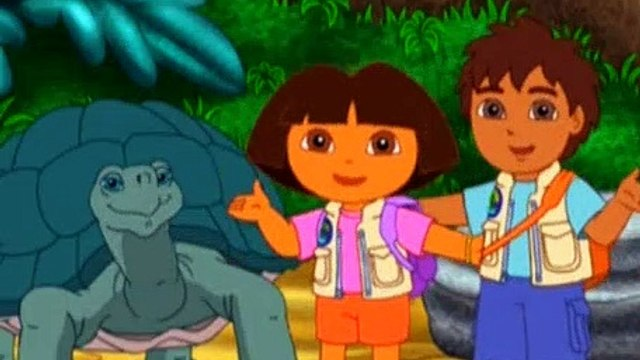 Go Diego Go S03E10 Save the Giant Tortoises