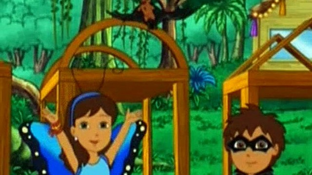 Go Diego Go S03E13 Freddie the Fruit Bat Saves Halloween