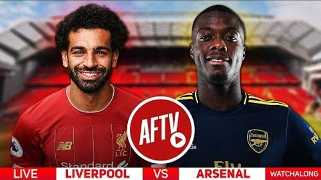 Liverpool 3-1 Arsenal Live Watchalong Ft Lumos & Deluded Gooner