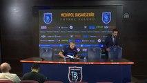 Fenerbahçe-Medipol Başakşehir maçının ardından - Fenerbahçe Teknik Direktörü Yanal