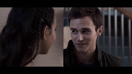 13 Reasons why Season 3 E09 - Jessica - Justin are in a relationship 1080p