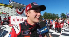 Bell breaks down first road-course win