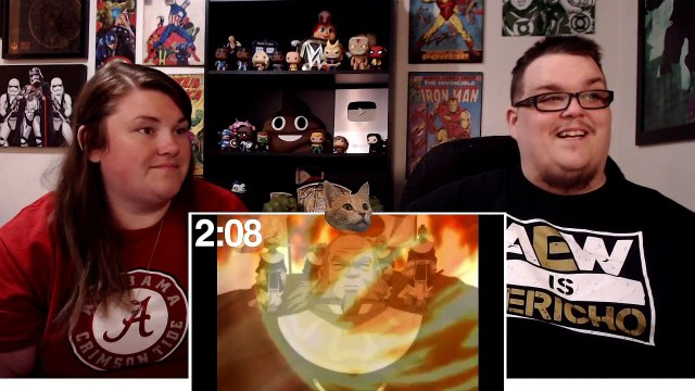 """Avatar: The Last Airbender 3x20 REACTION!! """"Sozin's Comet, Part 3: Into the Inferno"""""""
