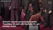 Quentin Tarantino - Wife Expecting First Child