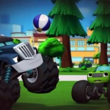 Blaze and the Monster Machines S02E01 Fired Up
