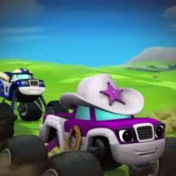 Blaze and the Monster Machines S02E04E05 Race to the Top of the World