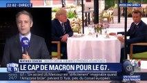 Le cap de Macron pour le G7 (2/2)