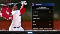 These Stats Show How Good Offensively J.D. Martinez Has Been In August