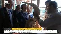 Spéciale G7 à Biarritz: Regardez les images insolites de ce sommet comme Justin Trudeau surpris en plein jogging