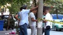Tartıştığı temizlik işçilerine kurşun yağdırdı 1'i ağır 2 yaralı
