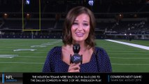 Houston Texans vs Dallas Cowboys | Week 3 Recap