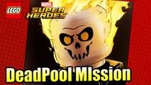 Stunt Show Suprise DeadPool Mission — LEGO Marvel Super Heroes 1 {PS4}