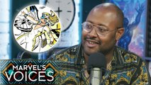 Podcaster Ira Madison III Loves Dazzler- - Marvel's Voices