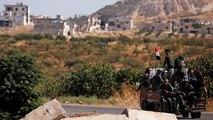 """Israel ha derribado varios drones en Siria para evitar ataques """"terroristas"""""""