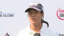 CP Women's Open (T3) : La réaction de Céline Boutier