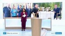 G7 : début du sommetà Biarritz