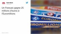 Euromillions. Un Français, encore inconnu, a gagné 25 millions d'euros