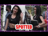 Shraddha Kapoor spotted at a dance class
