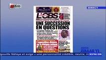 REPLAY - Revue de Presse - Pr : MAMADOU MOUHAMED NDIAYE - 09 Mai 2019