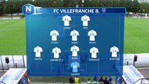 Informations compostion FC VILLFRANCHE