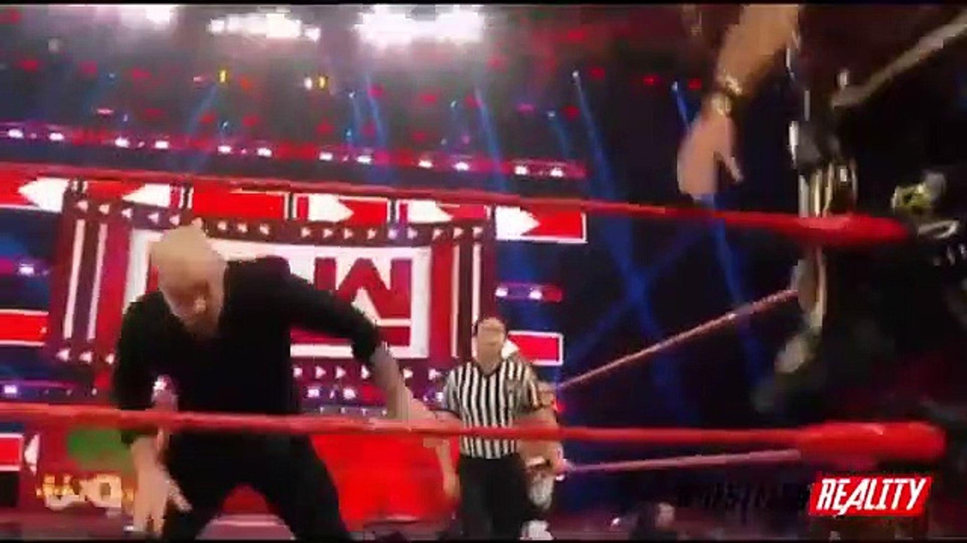 WWE RAW Full Highlights 6 May 2019 HD - WWE Monday Night RAW 6 May 2019 Highlights HD