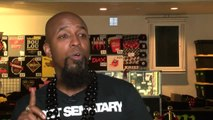 Rapper Tech N9NE shares the meaning behind his 'It Goes Up Tour'