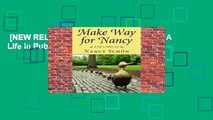 [NEW RELEASES]  Make Way for Nancy: A Life in Public Art by Nancy Scheon