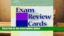 R.E.A.D Nurse Aide Exam Review Cards D.O.W.N.L.O.A.D