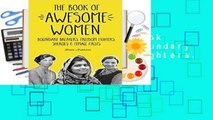 Best product  The Book of Awesome Women: Boundary Breakers, Freedom Fighters, Sheroes and Female