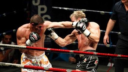 Nathan Corbett vs Steve McKinnon 2