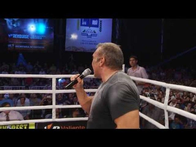 Simply the Best Kickboxing: Jorge Acero Cali & Stephane Cabrera