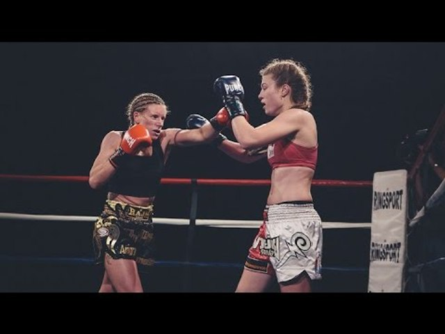 Carleigh Crawford O'Meagher vs Steph Glew