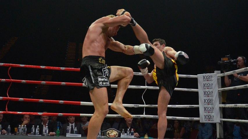 Nathan Corbett vs Stephane Susperregui