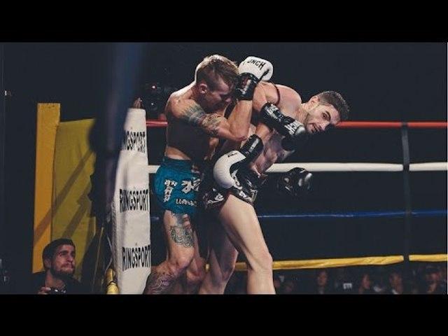 Alexi Petroulias vs Mitch Seth