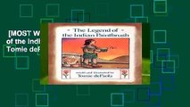 [MOST WISHED]  The Legend of the Indian Paintbrush by Tomie dePaola