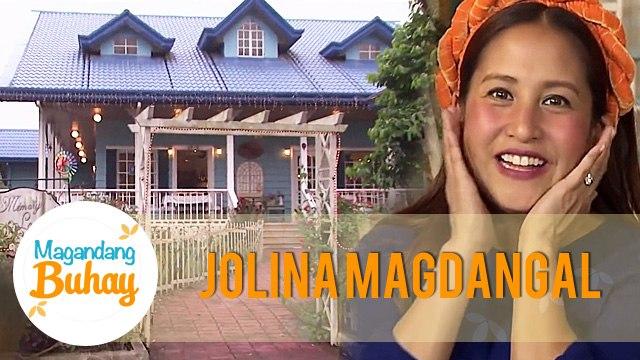Momshie Jolina shares how their restaurant started   Magandang Buhay