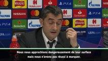 """Valverde : """"Le plus douloureux, c'est de revivre ça"""""""