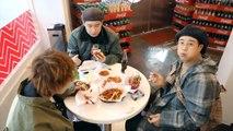 [Pops in Seoul] Experimental artists! Block B BASTARZ(블락비 바스타즈)'s 'From Seoul' _ MV Shooting Sketch