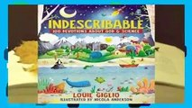 Popular to Favorit  Indescribable: 100 Devotions for Kids About God and Science by Louie Giglio